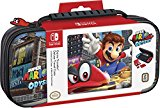 Big Ben Custodia di Trasporto Deluxe Ufficiale Mario Odyssey - Classics - Nintendo Switch