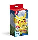 Pokémon: Let's Go, Pikachu! + Poké Ball Plus - Bundle Limited - Nintendo Switch