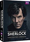 Sherlock Definitive Edition (Stagione 1-4 + L'Abominevole Sposa) DVD