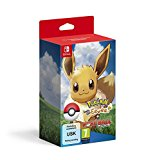 Pokémon: Let's Go, Eevee! + Poké Ball Plus - Bundle Limited - Nintendo Switch