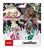 Nintendo Amiibo Alga E Nori - Splatoon 2 Collection - Limited