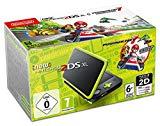 New Nintendo 2DS XL Nero e Lime + Mario Kart 7