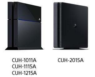 Modelli PS4