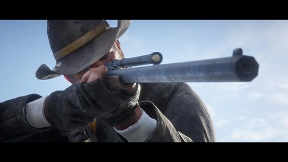 Red Dead Redemption 2 Hartur